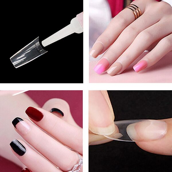 colle faux ongles
